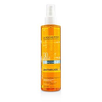 La Roche Posay Anthelios Comfort Nutritive Oil SPF 30 - For Sun-Sensitive Skin  200ml/6.76oz