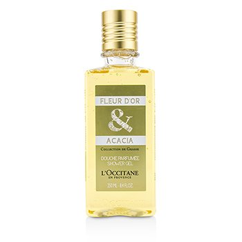 L'Occitane Fleur D'Or & Acacia Gel Ducha  250ml/8.4oz