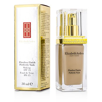 Elizabeth Arden Maquiagem Finalizadora Flawless Finish Perfectly Nude Makeup SPF 15 - # 08 Cashmere  30ml/1oz