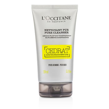 L'Occitane Cedrat Pure arctisztító  150ml/5.1oz