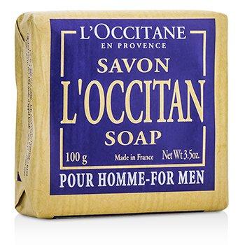 לאוקסיטן ל׳אוקסיטן לגברים סבון  100g/3.5g