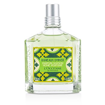 L'Occitane Winter Forest Home Прфумований Спрей  100ml/3.3oz