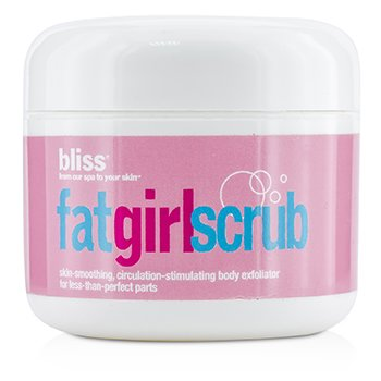 Bliss Fat Girl Scrub (Tamanño Viaje)  50ml/1.7oz