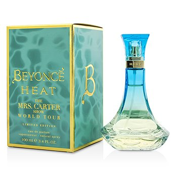 Beyonce Heat The Mrs. Carter Show World Tour Eau De Parfum Spray (Edición Limitada)  100ml/3.4oz