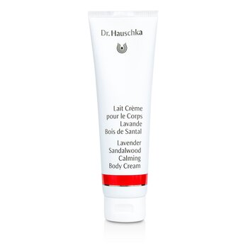 Dr. Hauschka Lavender Sandalwood Calming Body Cream - Soothes & Relaxes  145ml/4.9oz