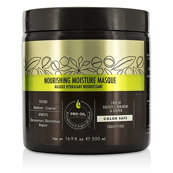 Macadamia Natural Oil Professional Mască Bogat Hidratantă  500ml/16.9oz