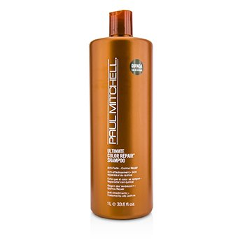 Paul Mitchell Ultimate Color Repair Champú (Protección Color - Quinoa Reparadora)  1000ml/33.8oz