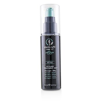 Awapuhi Wild Ginger Style Styling Treatment Oil (Ultra Light - Silky)  100ml/3.4oz