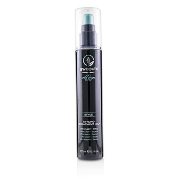 Awapuhi Wild Ginger Style Styling Treatment Oil (Ultra Light - Silky)  150ml/5.1oz