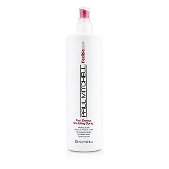 Paul Mitchell Flexible Style Spray Secado Rápido (Spray Acabado)  500ml/16.9oz
