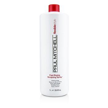Paul Mitchell Flexible Style Spray  Secado Rápido (Spray Acabado)  1000ml/33.8oz