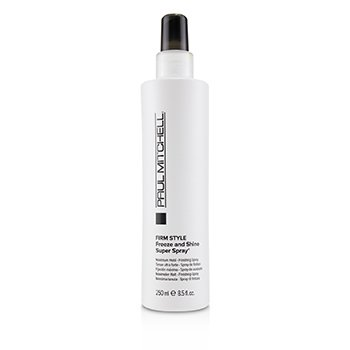 Firm Style Freeze and Shine Super Spray (Maximum Hold - Finishing Spray)  250ml/8.5oz