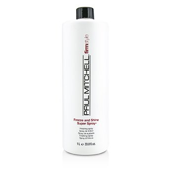 Firm Style Freeze and Shine Super Spray (Maximum Hold - Finishing Spray)  1000ml/33.8oz
