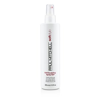 Paul Mitchell Soft Style Soft Sculpting Spray Gel (Gel Estilizador Flexible)  250ml/8.5oz