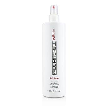 Żel do stylizacji włosów Soft Style Soft Spray (Finishing Spray)  500ml/16.9oz