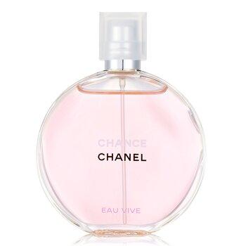 Chanel Chance Eau Vive Eau De Toilette Spray 50ml17oz F Eau