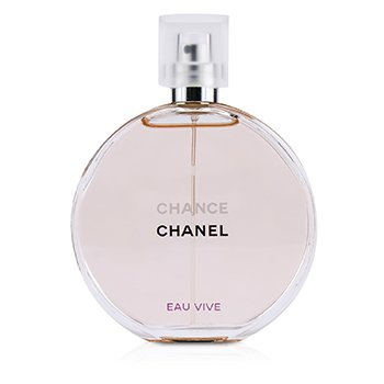 Chanel Chance Eau Vive Eau De Toilette Spray  100ml/3.4oz