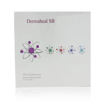 SB - Skin Brightening Biological Sterilized Solution  10x5ml/0.17oz