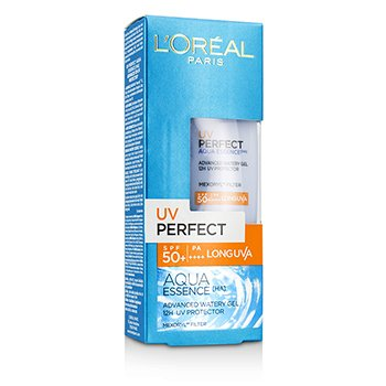 L'Oreal UV Perfect Aqua Essence Protecci�n UV  SPF 50 (Tubo)  30ml/1oz