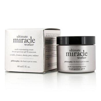 Ultimate Miracle Worker Multi-Rejuvenating Cream SPF 30  60ml/2oz