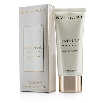 Bvlgari Omnia Crystalline L'Eau De Parfum Body Lotion  100ml/3.4oz