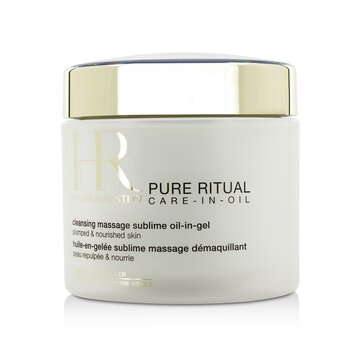 Pure Ritual Care-In-Oil Cleansing Massage Sublime Oil-In-Gel  200ml/6.49oz