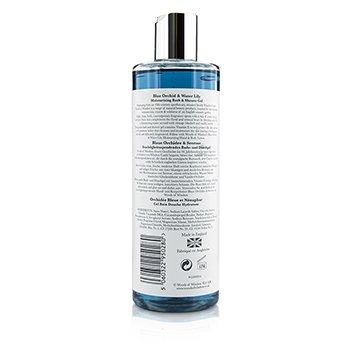 Blue Orchid & Water Lily Moisturising Bath & Shower Gel 350ml/11.8oz