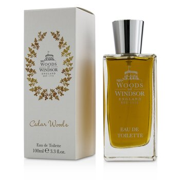 Woods Of Windsor Cedar Woods Eau De Toilette Spray  100ml/3.3oz