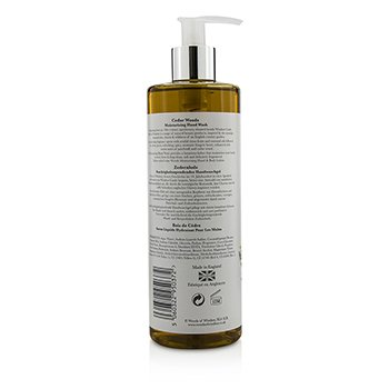 Cedar Woods Moisturising Hand Wash  350ml/11.8oz