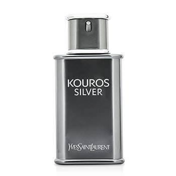 Kouros Silver Eau De Toilette Spray  100ml/3.3oz