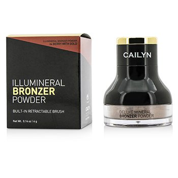 Cailyn Illumineral Bronzer Powder - #04 Berry With Gold  4g/0.14oz