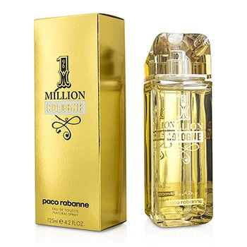 One Million Cologne Eau De Toilette Spray 125ml/4.2oz