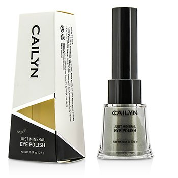 Cailyn Just Mineral Eye Polish - #110 Light Steel  2.5g/0.09oz