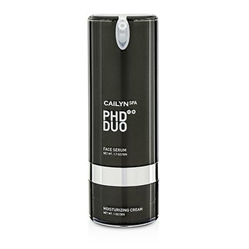 PHD Duo: Face Serum 1.7oz + Moisturizing Cream 1oz  50g+30g