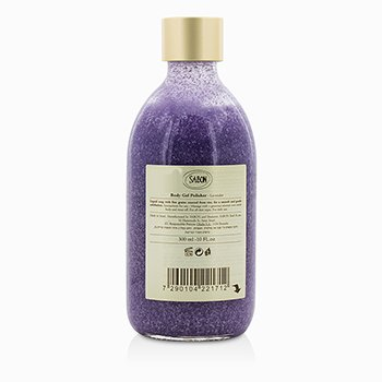 Body Gel Polisher - Lavender  300ml/10oz