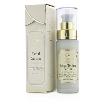 Facial Toning Serum - Ocean Secrets (For Mature & Dry Skin)  30ml/1.02oz