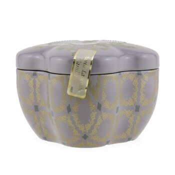 Tin Scented Candle (Small) - Patchouli Lavender Vanilla  110ml/3.71oz