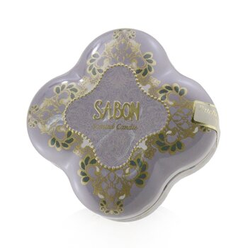 Sabon Tin Scented Candle (Small) - Patchouli Lavender Vanilla  100ml/3.52oz