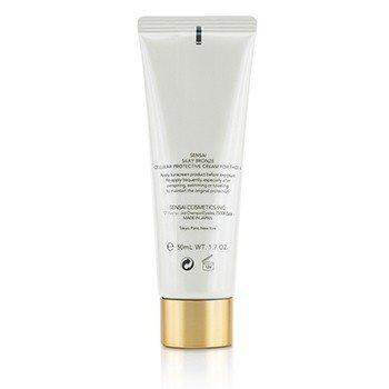 Sensai Silky Bronze Cellular Protective Cream For Face SPF30  50ml/1.7oz