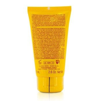 Sun Wrinkle Control Cream Very High Protection For Face UVB/UVA 50+ (Unboxed)  75ml/2.6oz