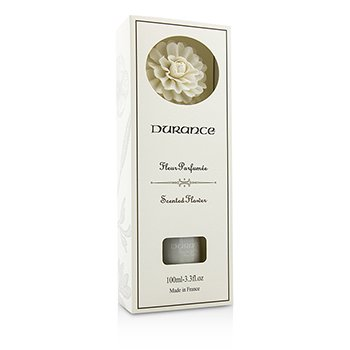 Durance ดอกไม้กระจายความหอม Scented Flower Camellia Diffuser - Rice Powder  100ml/3.3oz