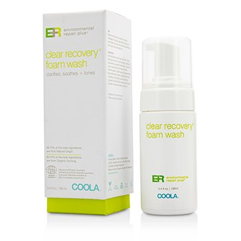 Environmental Repair Plus Clear Recovery Foam Wash  100ml/3.4oz