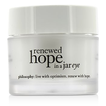 Philosophy Oční krém pro osvěžení a zdokonalení pleti Renewed Hope In a Jar Refreshing & Refining Eye Cream  15ml/0.5oz