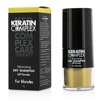 Keratin Complex Care Therapy Сухий Шампунь для Об'єму Lift Powder - # Blondes  9g/0.3oz