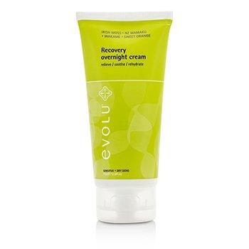 Recovery Overnight Cream (Sensitive & Dry Skin)  75ml/2.6oz