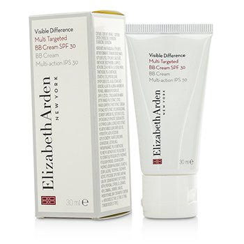 Elizabeth Arden Visible Difference Multi Targeted Crema BB  SPF30 - #01 Vanilla  30ml/1oz