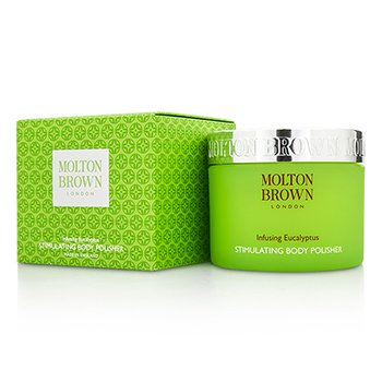 Molton Brown Peeling do ciała Infusing Eucalyptus Stimulating Body Polisher  275g/9.7oz