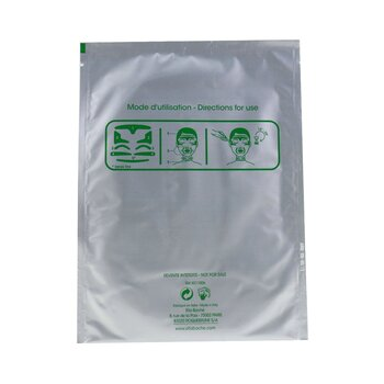 Spirulines Intensif Rides Hyaluro-Green Intensive Wrinkle Plumping Patches (Salon Product)  5x5.8g/0.2oz
