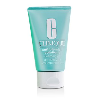 Anti-Blemish Solutions Cleansing Gel (Unboxed)  125ml/4.2oz