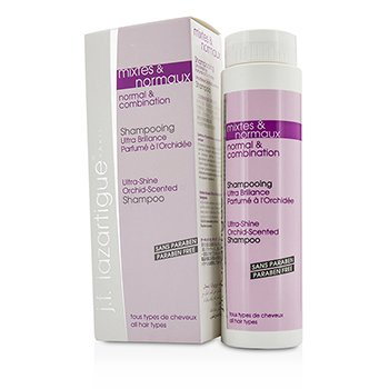 Ultra-Shine Orchid-Scented Shampoo - Paraben Free (Normal & Combination) 200ml/6.8oz